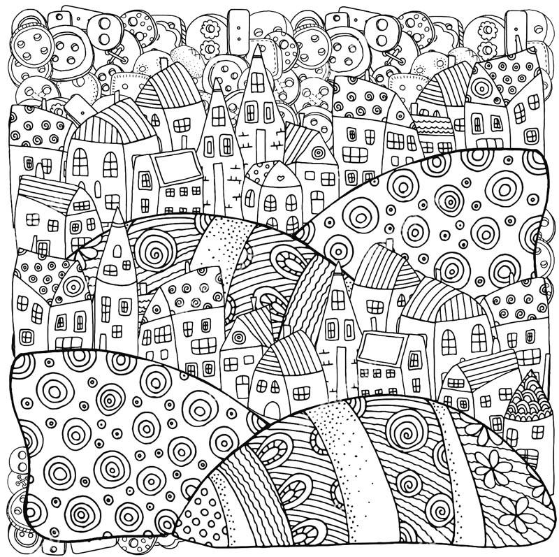 Антистрессовые рисунки онлайн