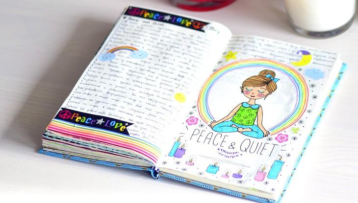 10.Идеи для лд фото: твой личный дневник