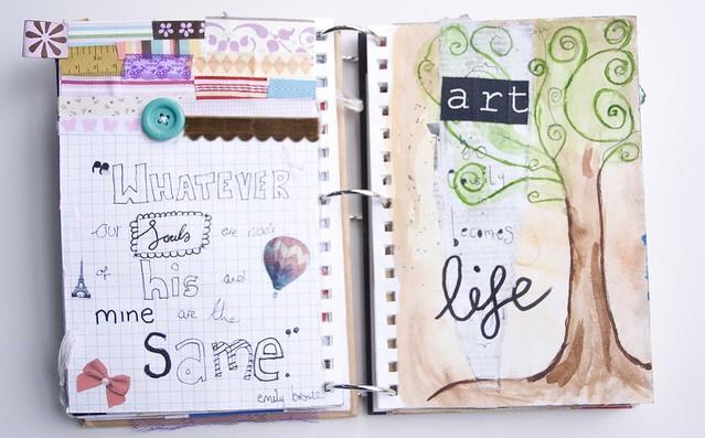 04.Идеи для лд фото: твой личный дневник