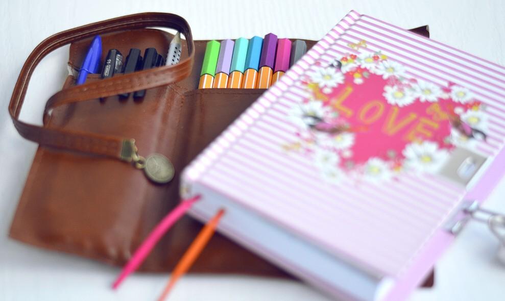 01.Идеи для личного дневника – простые и интересные