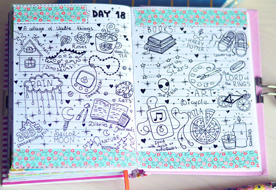 03.Идеи для личного дневника – простые и интересные
