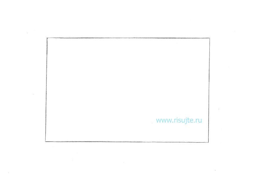 02.Как нарисовать 3d рисунок на бумаге