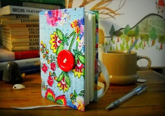 02.Как оформить личный дневник: идеи для лд