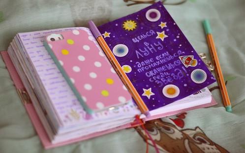 Дневник для девочек только не своими руками фото 342