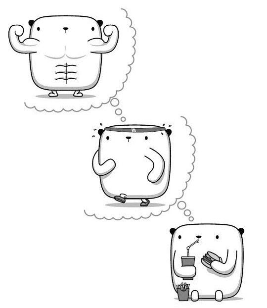 14.Картинки для лд черно белые: интересные рисунки
