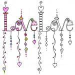 Картинки для срисовки для девочек: личный дневник