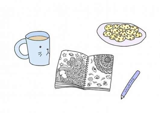 Простые картинки для срисовки карандашом