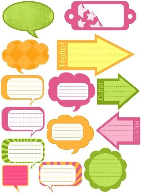 11.Распечатки для личного дневника: лучшие идеи
