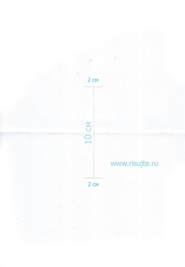02.Рисуем 3д рисунки карандашом поэтапно для начинающих