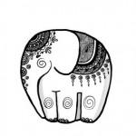 Рисунки дудлинг: красивые дудлинг картинки
