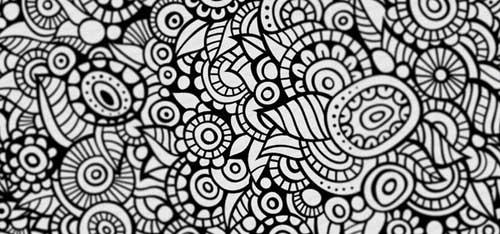 07.Рисунки дудлинг: красивые дудлинг картинки