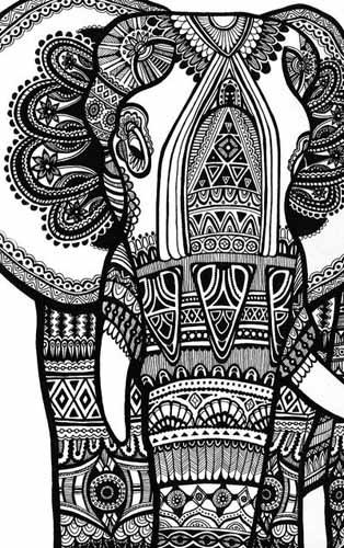 06.Зентангл и дудлинг: главные отличия техник рисования