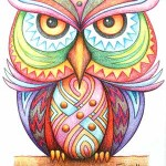 Зентангл и дудлинг: главные отличия техник рисования