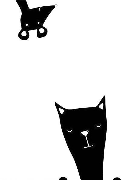 01.чёрно белые картинки для срисовки