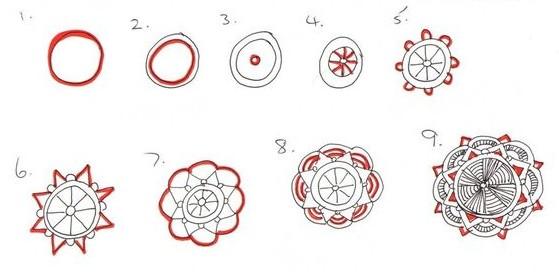 05.как рисовать мехенди